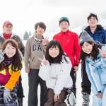 スキー教室 カメラマン