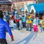 スキー教室 出張 撮影