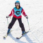 スキー教室 撮影 長野