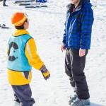 スキー教室 カメラマン 長野